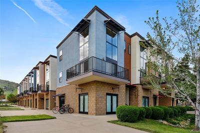 Boulder Condo/Townhouse Active: 4645 Broadway Street #A4