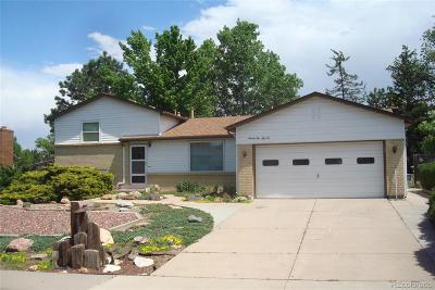 Aurora CO Single Family Home Active: $339,500