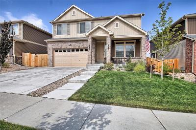 Aurora Single Family Home Active: 4877 South Buchanan Street