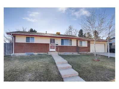 Northglenn Single Family Home Under Contract: 1434 West 103rd Place