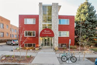 Denver CO Condo/Townhouse Sold: $217,750