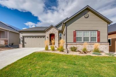 Arvada Single Family Home Under Contract: 13465 West 64th Place
