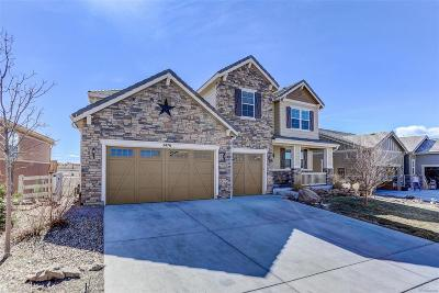 Broomfield Single Family Home Under Contract: 3476 Yale Drive