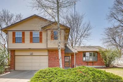 Denver CO Single Family Home Active: $454,000