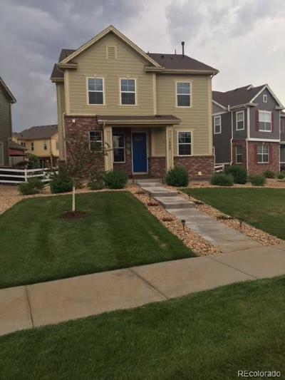 Murphy Creek Single Family Home Under Contract: 1425 South Duquesne Court