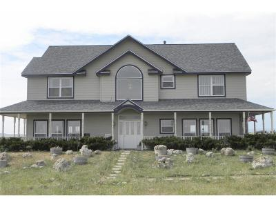 Castle Rock Single Family Home Active: 6395 Lake Gulch Road