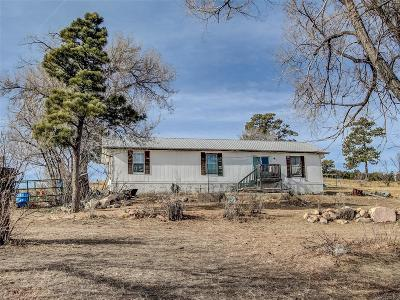 Elbert CO Single Family Home Active: $238,000