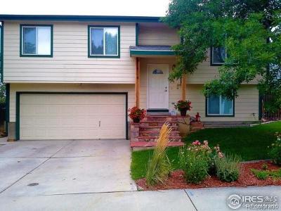 Dacono Single Family Home Under Contract: 504 Sundance Circle