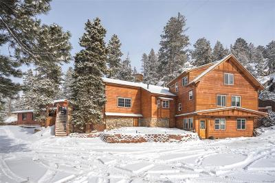 Golden Single Family Home Under Contract: 114 Old Logging Road