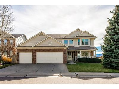 Lakewood Single Family Home Active: 2739 South Coors Court