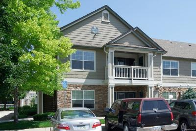Littleton Condo/Townhouse Under Contract: 4385 South Balsam Street #201