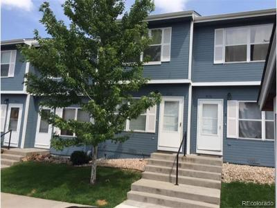 Castle Rock Single Family Home Active: 2112 Oakcrest Circle #3B