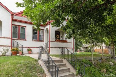 Denver Condo/Townhouse Under Contract: 4561 Batavia Place