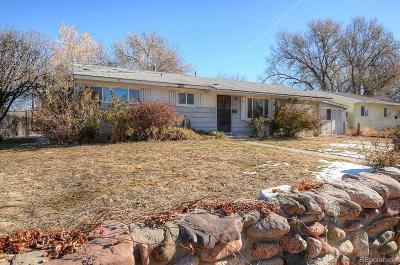 Security Single Family Home Under Contract: 85 Easy Street