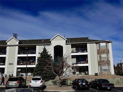 Littleton Condo/Townhouse Under Contract: 12183 West Cross Drive #308