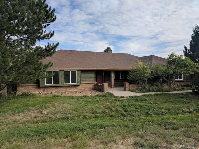 Parker Single Family Home Under Contract: 10407 Kettledrum Lane