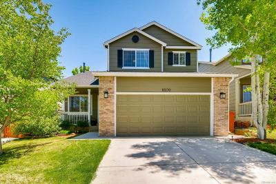 Highlands Ranch Single Family Home Under Contract: 10270 Rotherwood Circle