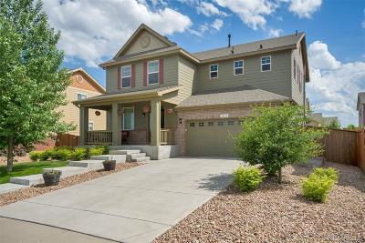 Arapahoe County Single Family Home Active: 25480 East 3rd Avenue