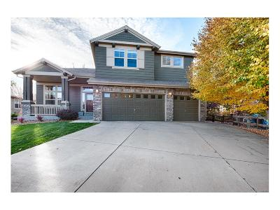 Broomfield Single Family Home Active: 13971 Star Creek Drive
