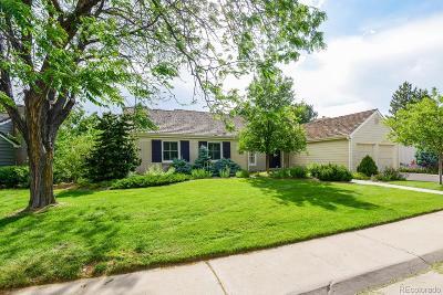 Centennial Single Family Home Active: 7063 South Oneida Circle