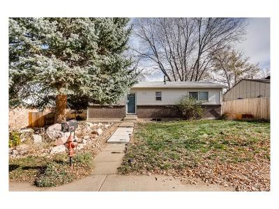 Golden Single Family Home Under Contract: 220 Orion Street