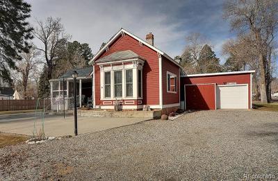 Buena Vista Single Family Home Active: 138 North Pleasant Avenue