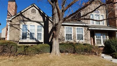 Littleton CO Condo/Townhouse Active: $239,000