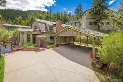 Boulder Single Family Home Active: 1635 Sugarloaf Road