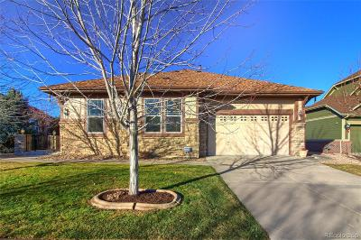Broomfield Single Family Home Active: 3765 Shadow Canyon Trail