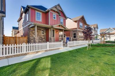 Broomfield Single Family Home Under Contract: 13723 Raritan Lane