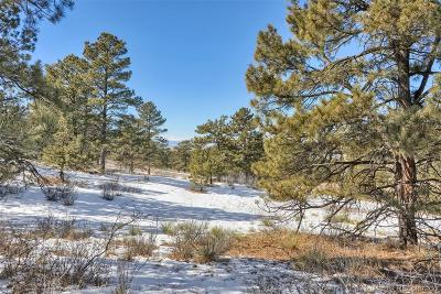 Parker Residential Lots & Land Active: 7874 Forest Keep Circle