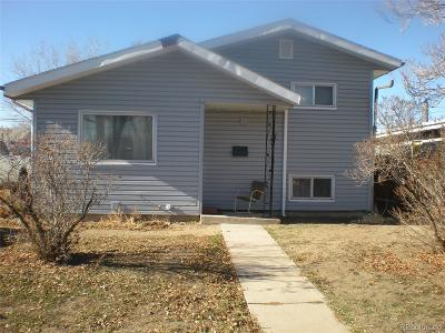 Commerce City Single Family Home Active: 6791 Bellaire Street