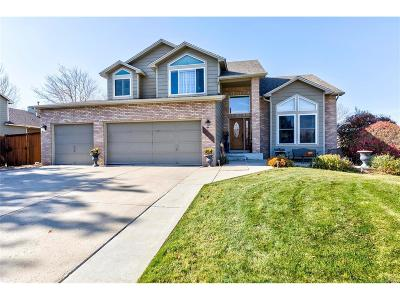 Westminster Single Family Home Under Contract: 9485 Reed Court
