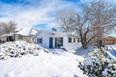 Denver Single Family Home Under Contract: 260 Grove Street