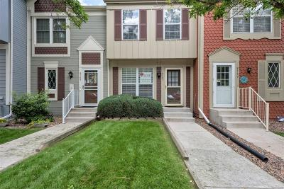 Lakewood Condo/Townhouse Active: 9767 West Cornell Place