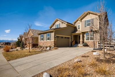 Broomfield Single Family Home Under Contract: 3451 Harvard Place
