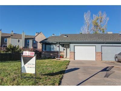 Aurora Single Family Home Active: 14225 East Montana Circle #B