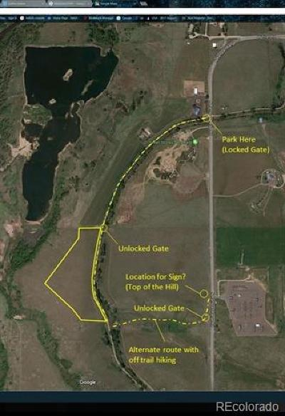 Littleton Residential Lots & Land Active: Rampart Range