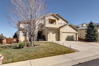 Castle Pines Single Family Home Active: 6356 Vacquero Drive