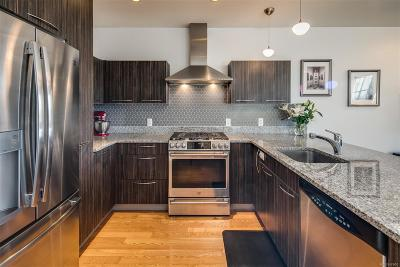 Denver Condo/Townhouse Active: 410 Acoma Street #418