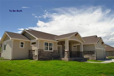 Severance Single Family Home Active: 2542 Branding Iron Drive