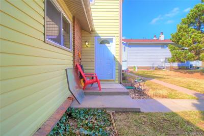 Lakewood Condo/Townhouse Active: 3225 South Garrison Street #34