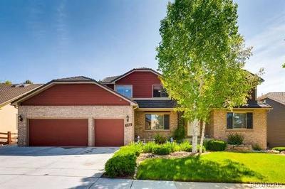 Broomfield Single Family Home Active: 1150 Oakhurst Drive