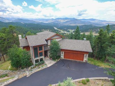 Conifer, Evergreen Single Family Home Active: 1049 Blue Grass Trail