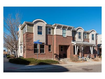 Centennial Condo/Townhouse Under Contract: 6391 South Xanadu Street