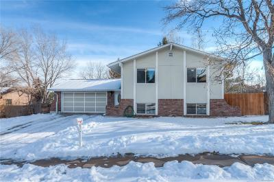 Lakewood CO Single Family Home Active: $444,900