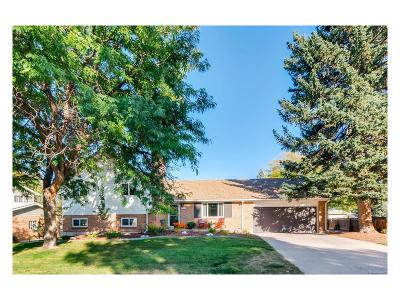 Centennial Single Family Home Under Contract: 6810 South Downing Circle