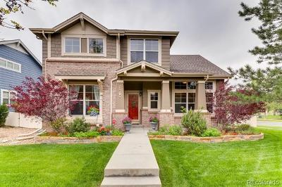 Broomfield Single Family Home Active: 2674 McKay Landing Parkway