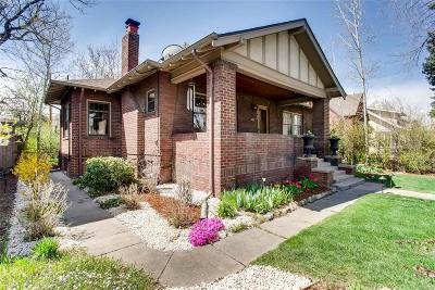 Denver Single Family Home Active: 2223 Ivanhoe Street