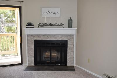 Aurora Condo/Townhouse Under Contract: 14802 East Kentucky Drive #837